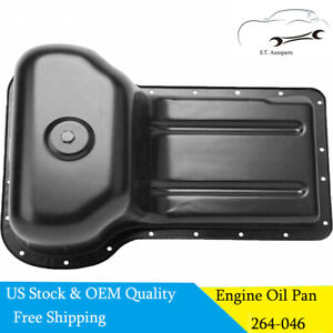 Engine Oil Pan For 2003 10 Ford F250 F350 F450 F550 Excursion 6 0l 6 4l 264 046