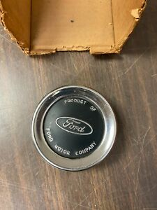 1961 Ford Truck Steering Wheel Horn Button Nos 1020