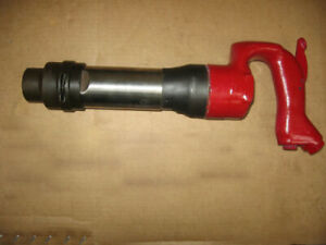 Chicago Pneumatic Air Chipping Hammer Cp 9363 2 Bits