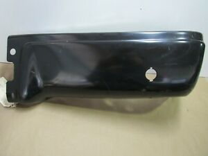 2009 2010 2011 2012 2013 2014 Ford F150 Right Bumper End Painted Oem W sensor