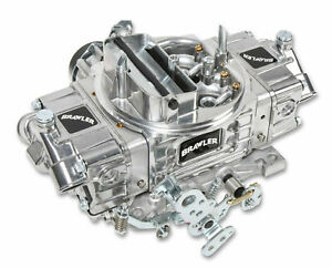 Holley Quickfuel 4 Barrell 750cfm Street Carburetor Electric Choke Double Pumper
