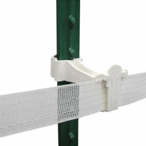 Patriot T post Polytape Extender Insulator For Electric Fence