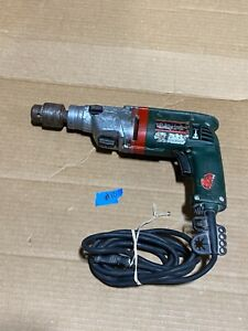 Metabo Sds Hammer Drill Electric Corded Hd14 Vsr Rotary Handle 1 2 10 Plus