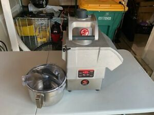 Sammic Ck 301 Food Processor And Vegetable Slicer two Units In One