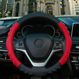 Universal Pink Bling Steering Wheel Cover For Women Lady Cute Car Accessories
