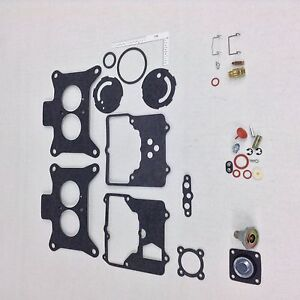 Autolite 2100 Carburetor Kit Ford Mustang 289 302 351 390 427 Engine