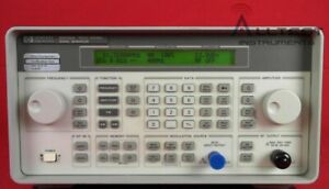 Hp agilent keysight 8648a 1e5 Synthesized Signal Generator 100khz To 1000mhz