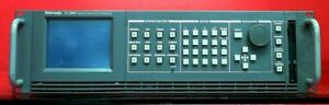 Tektronix Tg2000 B010739 Signal Generation Platform Options