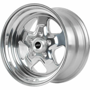 Jegs 66071 Sport Star 5 spoke Wheel size 15 X 8