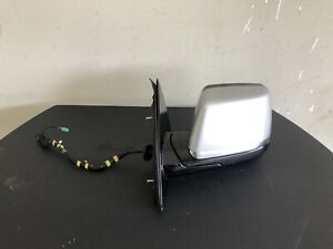 2015 19 Chevy Tahoe Yukon Lh Power Mirror W Signal Bs H Pl Oem 772987