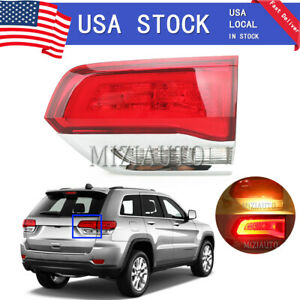 Right Inner Tail Light For Jeep Grand Cherokee 2014 2018 Brake Lamp Passenger
