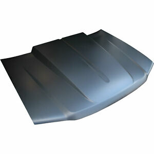 Key Parts 0874 035 Steel Cowl Induction Hood 2004 2012 Chevy Colorado gmc Canyon