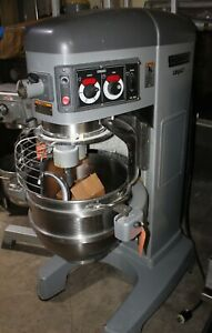 Used Hobart Legacy Pizza Mixer 60 quart Model Hl662 Sn 31 1322 974