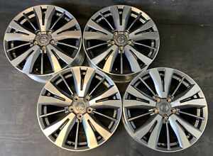 4 Nissan Pathfinder Murano Quest Rogue Altima Juke Wheels Rims Caps 18