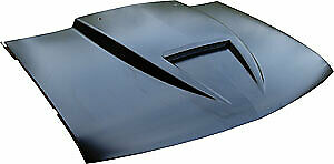 Key Parts 0872 038 Steel Cowl Induction Hood 1994 2003 S10 2 Ram Air Style Scoop