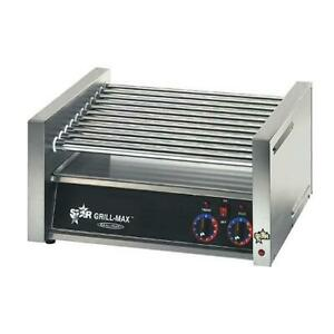 Star 30c Grill max 30 Hot Dog Roller Grill