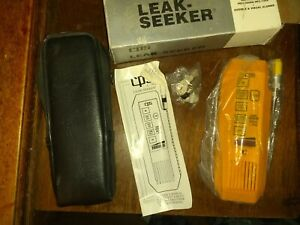 Cps Leak Seeker L 780 Refrigerant Leak Detector With Carrying Case