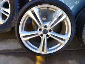 Audi S6 2016 Wheel With Tire