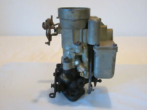 Gpw Jeep Willys Mb Carter Wo W o Carburetor 636s Cj2a Cj3a