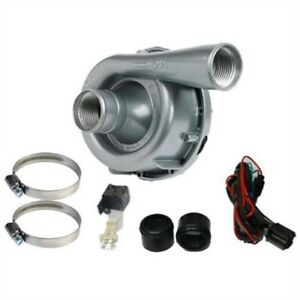 Davies Craig Dc 8060 Ewp150 Electric Water Pump Kit Aluminum Housing 16 An Inte