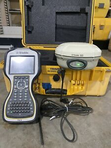 Trimble R8 Model 3 Gps Gnss Glonass 450 470mhz Receiver With Tsc3