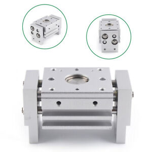 Double Acting Wide Smc Type Parallel Style Air Gripper Pneumatic Cylinder Sale