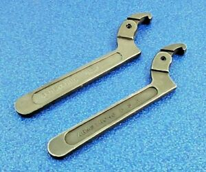 2 Vintage Armstrong Spanner Wrenches P N 34 301 3 4 2 Ships Free Made In Usa