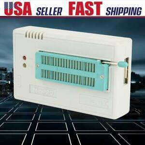 Usb Tl866ii Plus Programmer Eprom Eeprom Flash With 10 Adapters Fast Shipping Us
