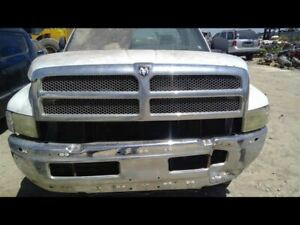 Power Brake Booster With P265 75r16 Tires Fits 00 01 Dodge 1500 Pickup 1163931
