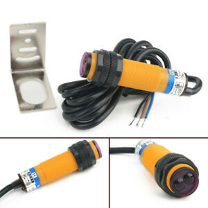 Adjustable Infrared Proximity Switch Photoelectric Detect Sensor Npn No 6 36v Dc