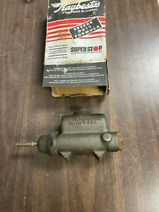 1938 1946 Chevy Commercial Gmc Pickup Truck 1 2 Ton Brake Master Cylinder Nos