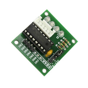 2 Pcs Dc 5v Stepper Motor 28byj 48 uln2003 Driver Test Module Board For Arduino