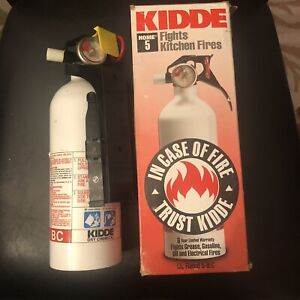 Fire Extinguisher Home Boat Car Office 5 b c Open Box Never Used Full Tank