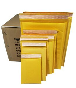 Pack 90 Inbox 9 X 12 Inches Padded Bubble Mailing Mailers Envelopes More Sizes