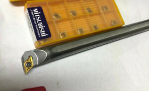 New 3 8 Solid Carbide Boring Bar With 20 Dcmt Carbite Inserts