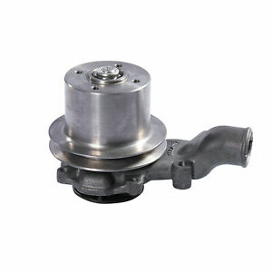 Water Pump With Pulley For Perkins 4 236 Massey Ferguson U5mw0104 4131a013