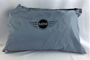 Mini Cooper S Car Cover With Carrying Bag