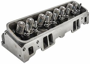 Jegs 514080 Small Block Chevy Cast Iron Vortec Cylinder Head