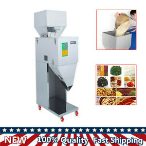 10 999g Automatic Powder Filling Machine Ss Particle Weighing Filler Hp 999 200w
