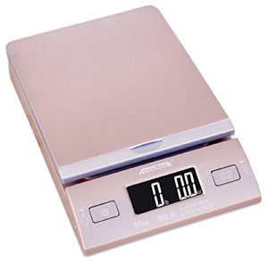 Dreamgold 86 Lbs Digital Postal Scale Shipping Scale Postage With Adapter Gold