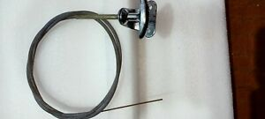 Jeep Willys Overland Jeepster Nos Overdrive Cable
