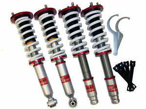 Truhart Streetplus Sport Full Coilovers For 03 07 Honda Accord 04 08 Acura Tsx