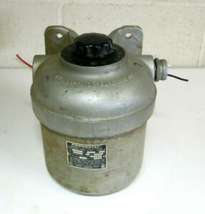 Superior Electric Powerstat Variable Autotransformer X 116 Explosion Proof Case