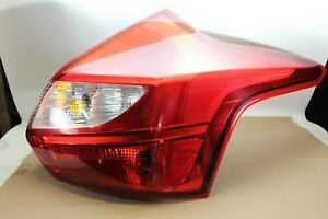 2012 2013 2014 Ford Focus Hatchback Passenger Right Tail Light Tested