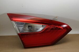 2012 2013 2014 Ford Focus Sedan Driver Left Trunk Tail Light Tested