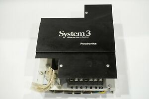 Pyrotronics System 3 Ps 31 Power Supply Fire Alarm Electronics Used Ships Free