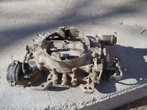 Carter Afb 4 Barrel Carburetor Gm Buick Chevy Olds Cadillac Dodge