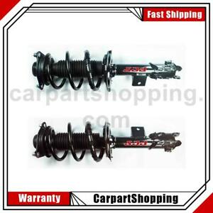 2 Focus Auto Parts Shocks Strut Coil Spring Assembly Front For Hyundai Sonata