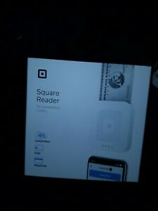 Square Magstripe Contactless Chip Reader
