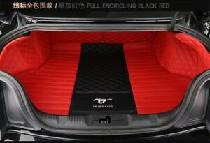 For Ford mustang 2004 2021car Trunk Mat